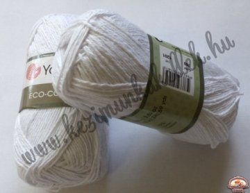 YarnArt ECO-COTTON Fonal - 760
